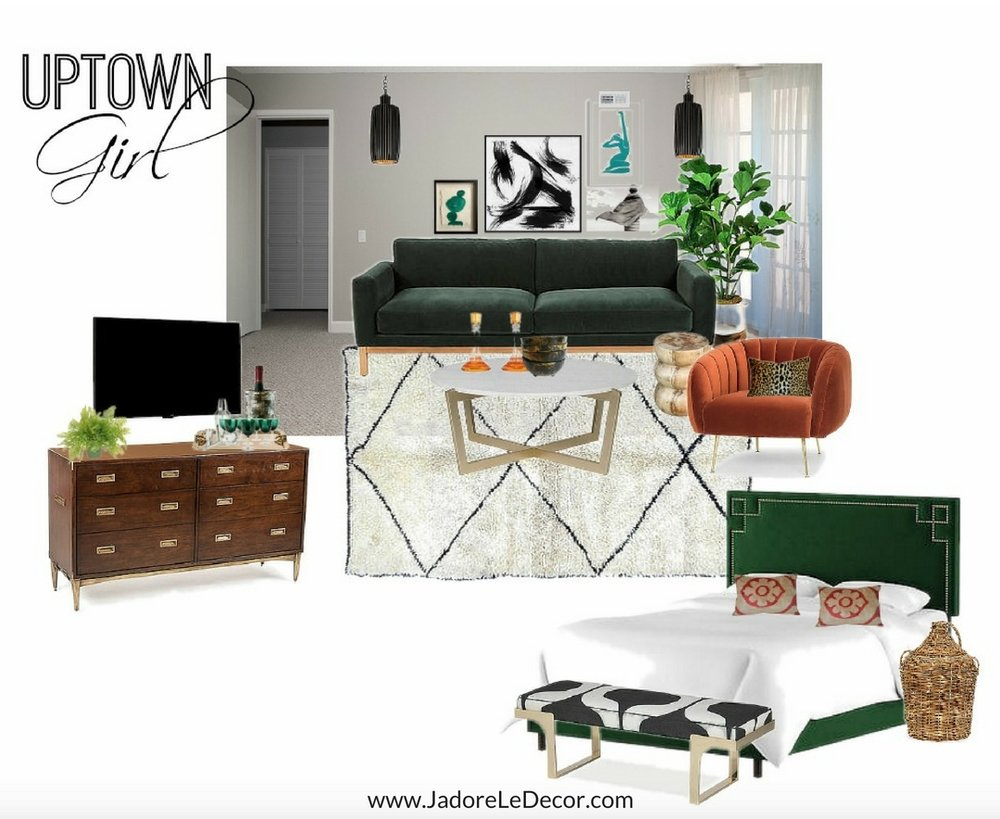 www.JadoreleDecor.com | If you'd like to bring your sense of fashion into your home decor,  this post is for YOU.