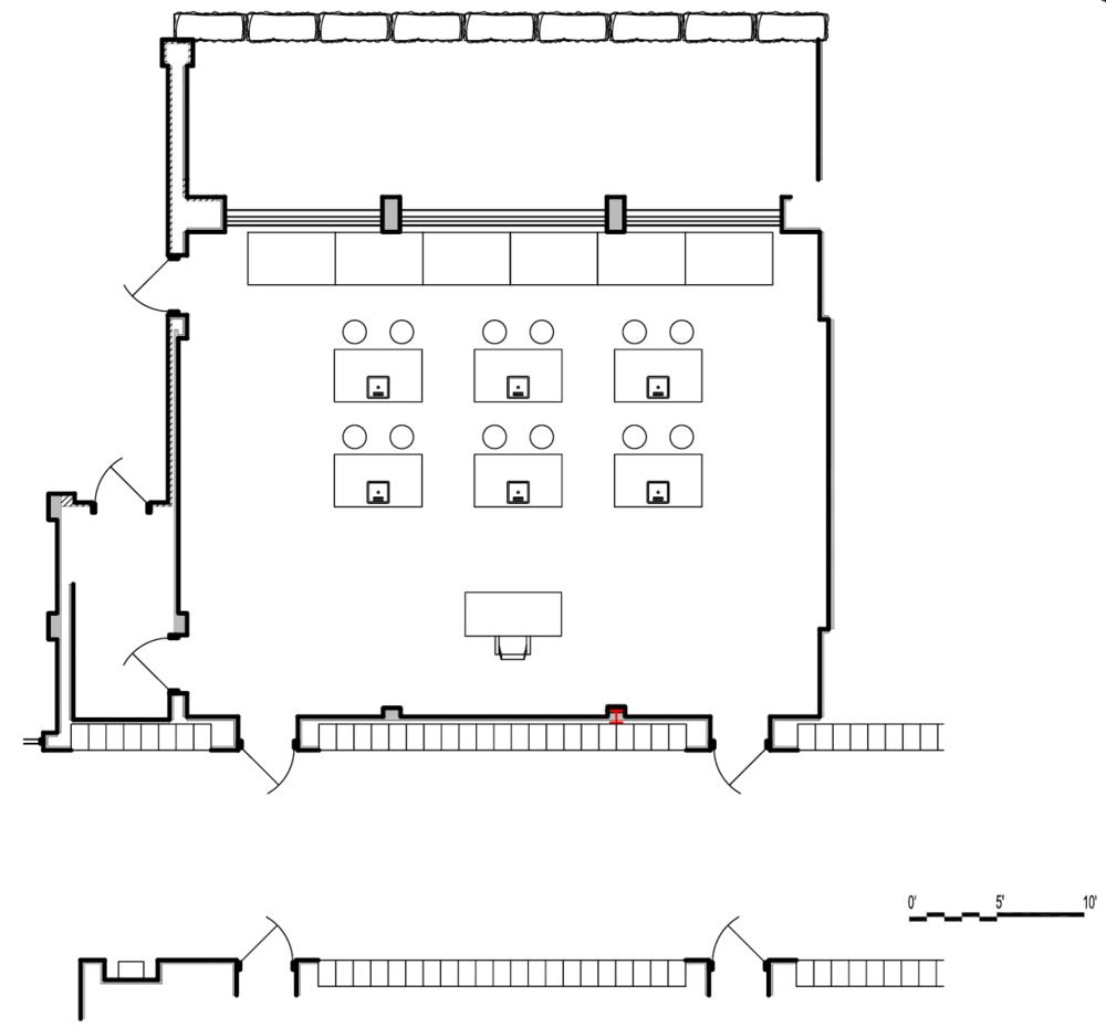 Capital Arts Set, Biology Classroom