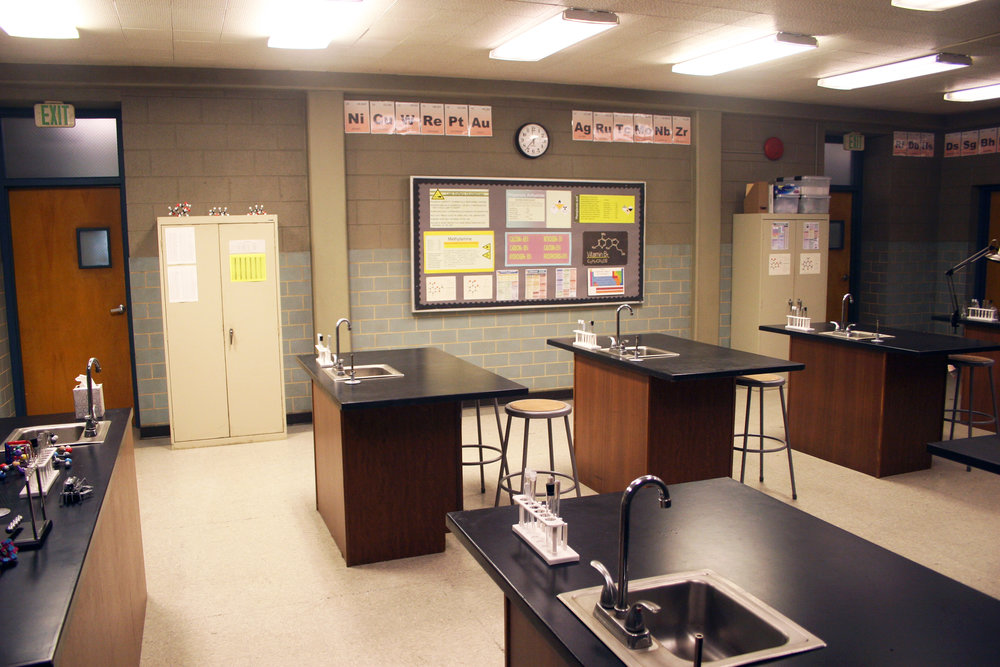 Biology/ Chemistry -
