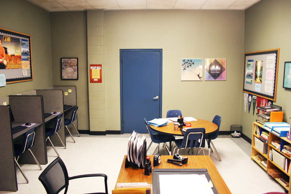Capital Arts Set, High School Guidance Office