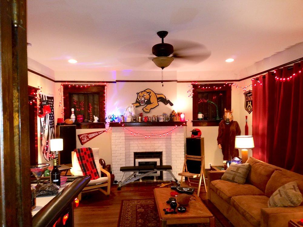 Apartment - _______________________________________________