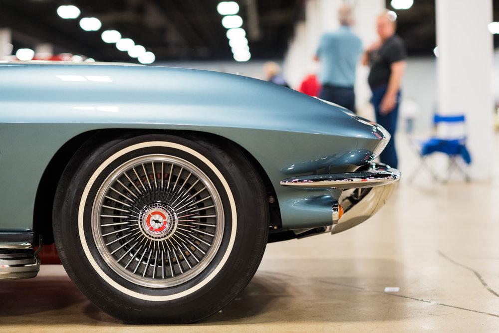 1967 Corvette Wheel