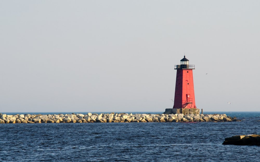 East Breakwater Lighthouse
