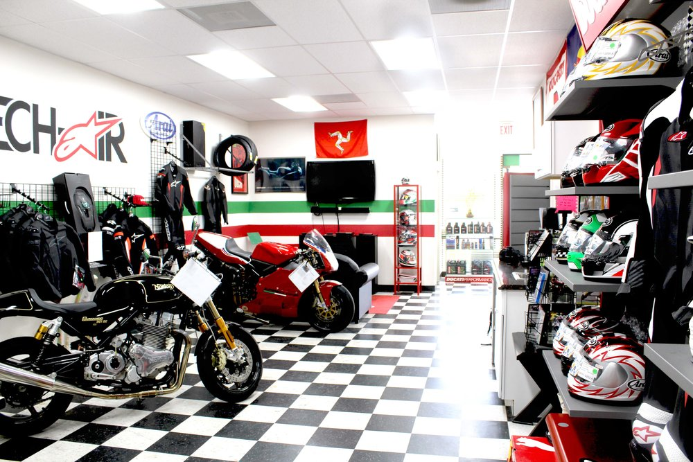 MOTORCYCLE DEALERSHIP ORANGE COUNTY CA