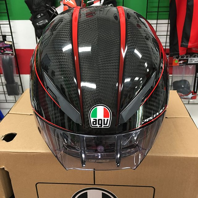 New AGV Pista GPR Helmet in stock 1399.95 includes hydro pack. Contact us today.