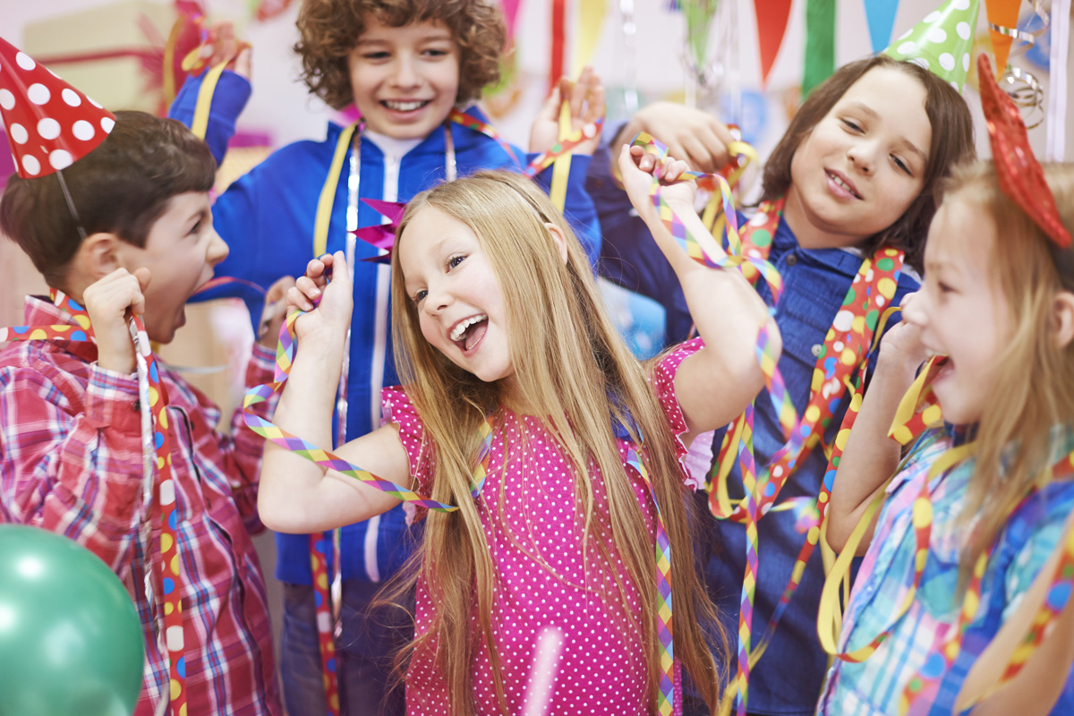 Birthday Parties Boost Gymnastics