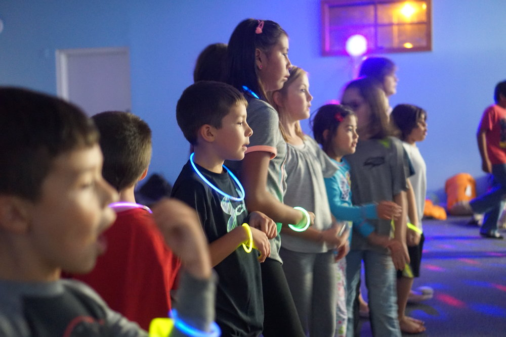 BCC KIDS - Every Sunday during the sermon and every Wednesday night at 6:30pm-8pm.