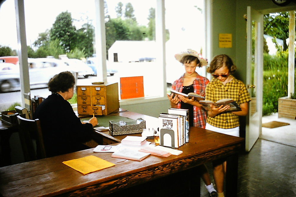 1960 - 39 libraries are in operation, mostly in rented spaces. Services for children such as juvenile books, summer reading clubs, story hours, and book talks in schools, were a key aspect of the work.