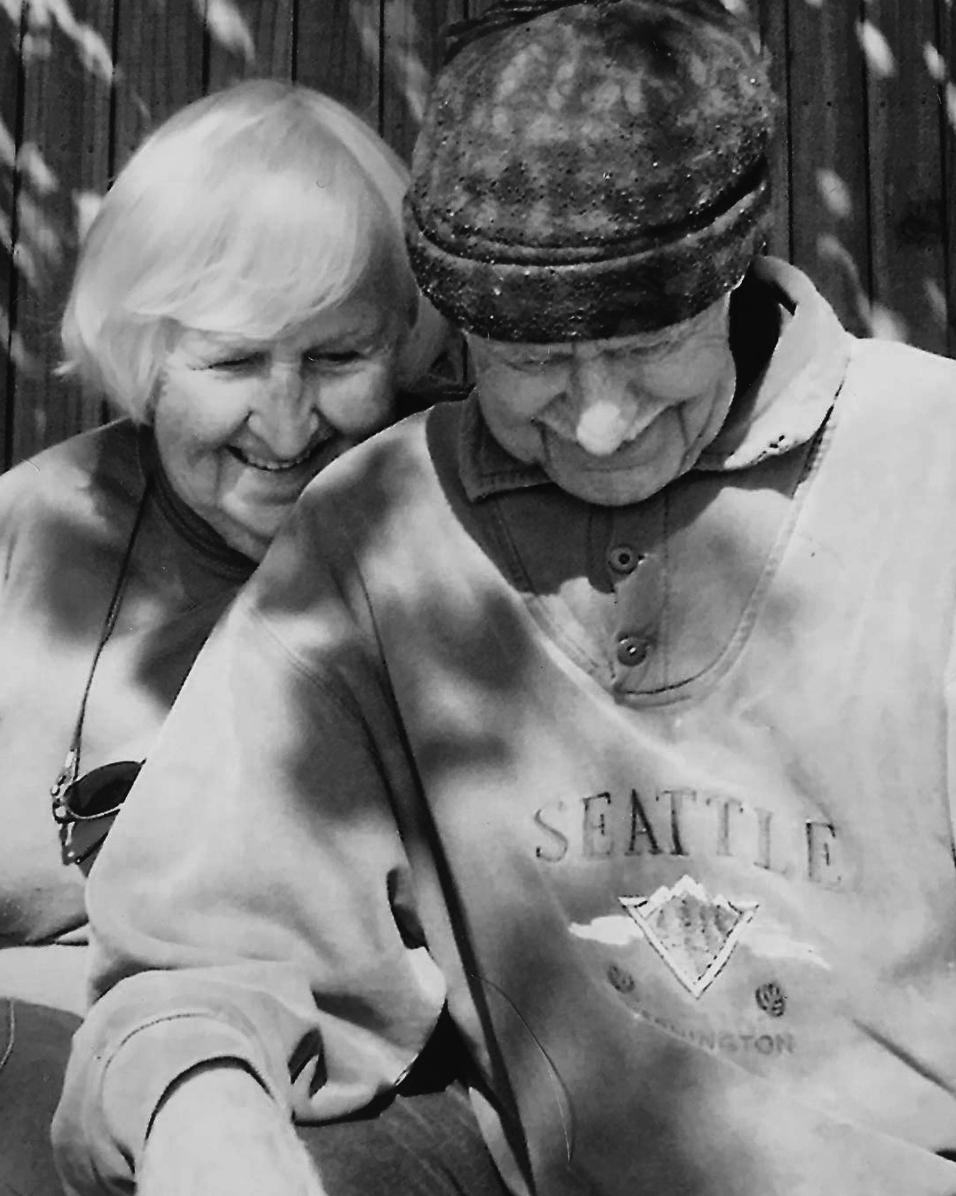In loving memory of Joy and Jim -
