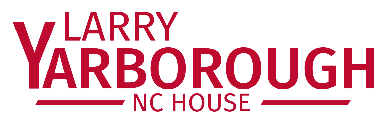 Larry Yarborough for NC House
