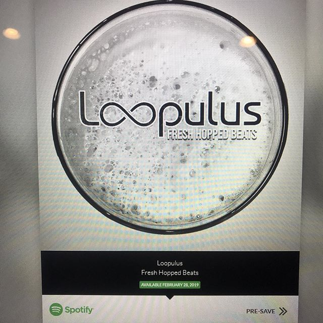 My debut album #freshhoppedbeats will be out Feb 28th! . . . #loopulus #beats #spotify #soundcloud #soundcloudrapper #soundcloudrappers #independentartist #newmusic
