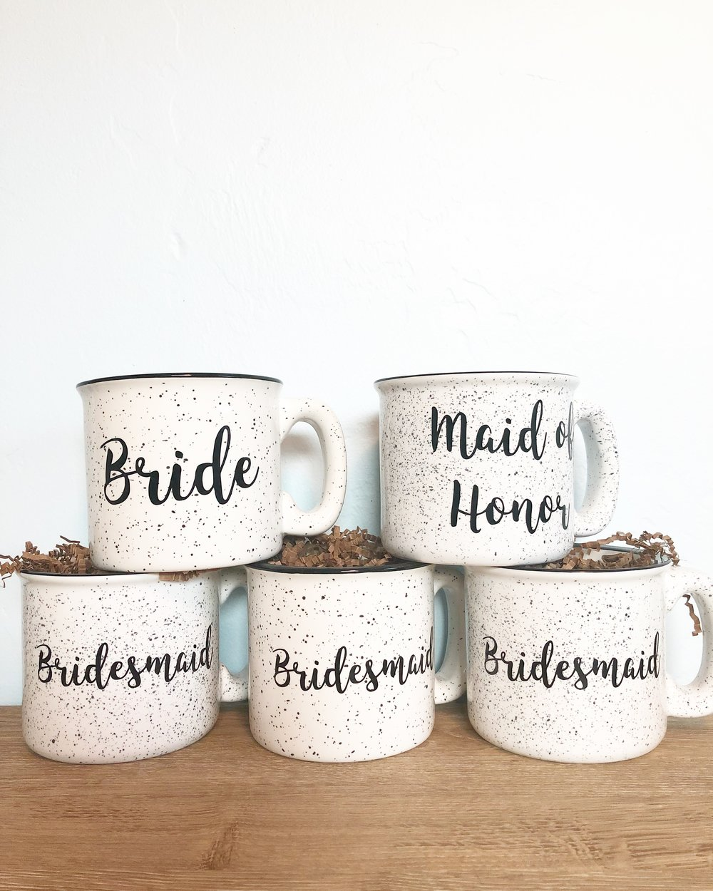 palms and paper_bridesmaid mug