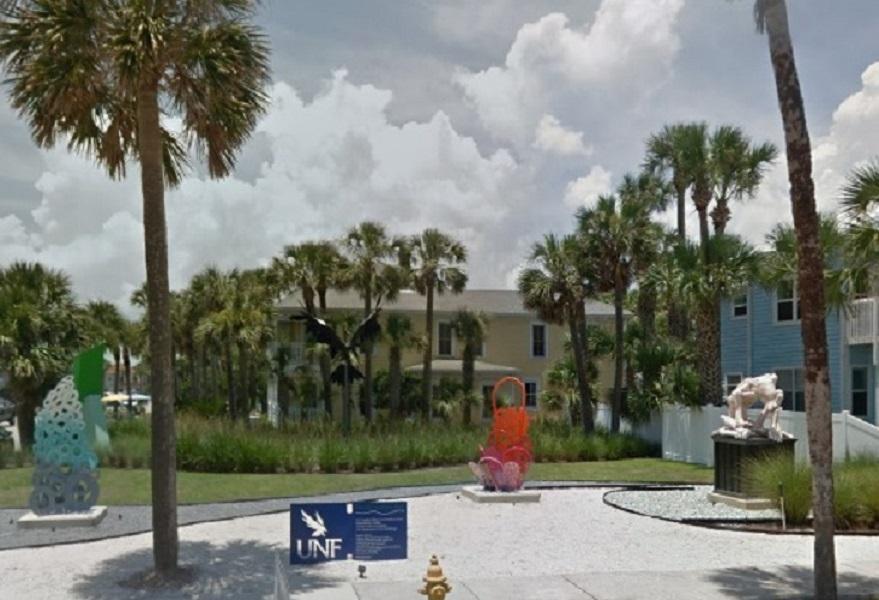 University of North Florida Seaside Sculpture Garden