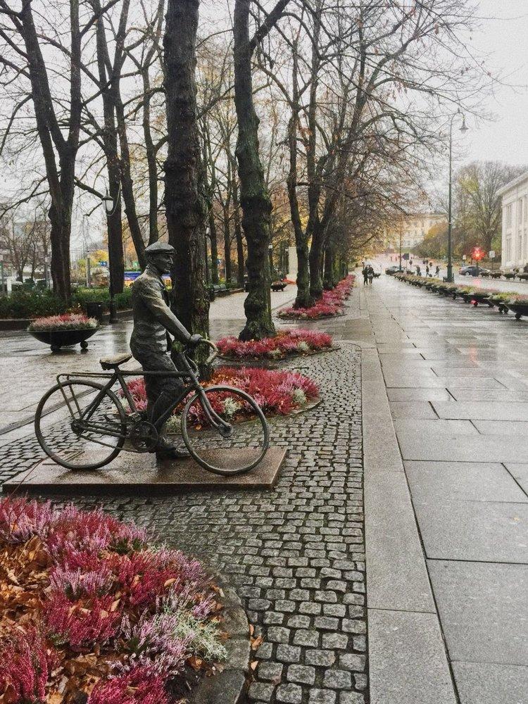 Norway Birthday Trip– Oslo #1 — novreica