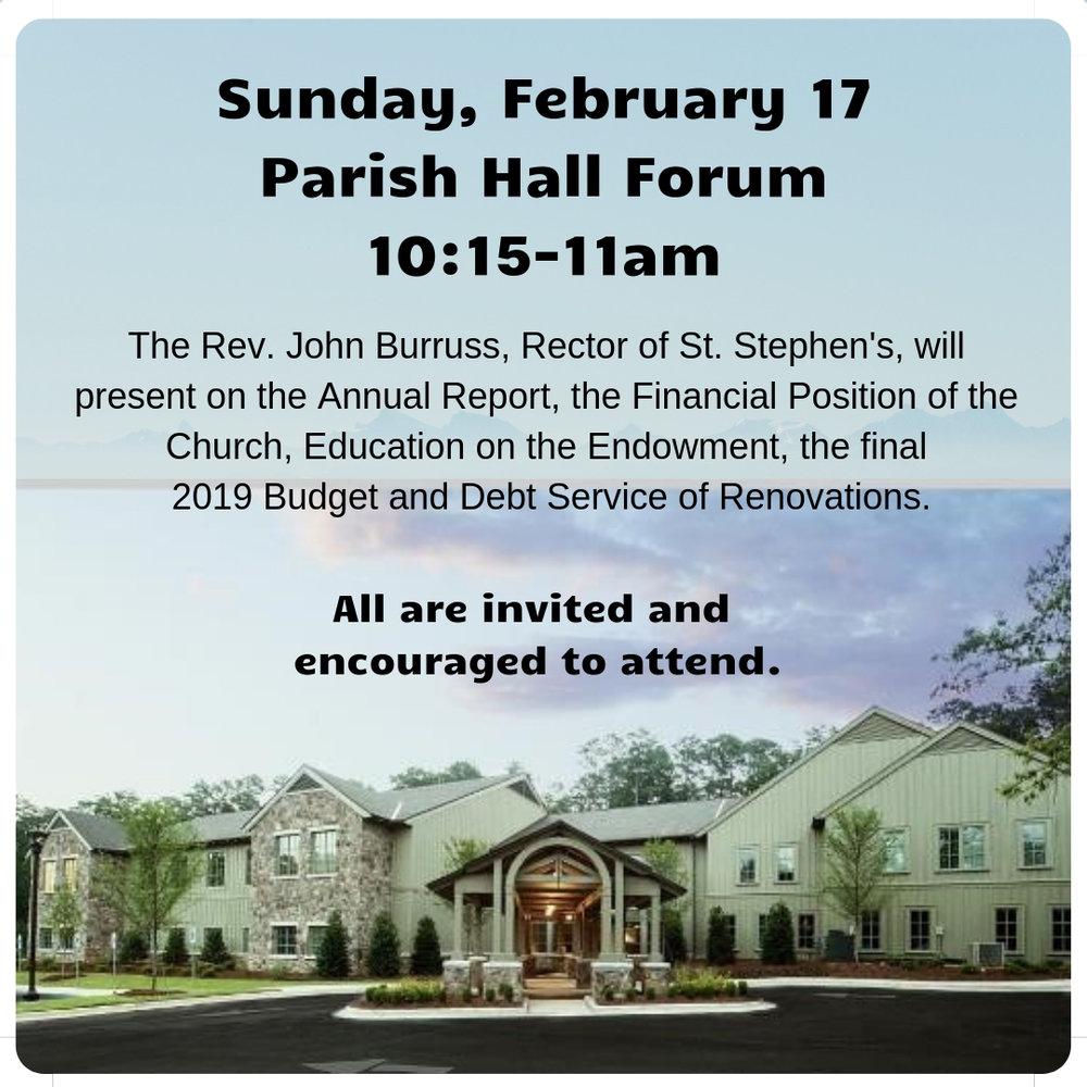Feb 17 - Parish Hall Forum.jpg