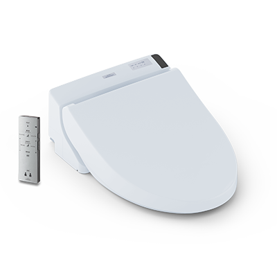 WASHLET® C200    The WASHLET C200 includes an easy-to-use remote control with an illuminated touchpad. The Premist™ function sprays the bowl before each use, helping to keep your toilet bowl clean. The C200 provides a satisfying cleansing experience every time.