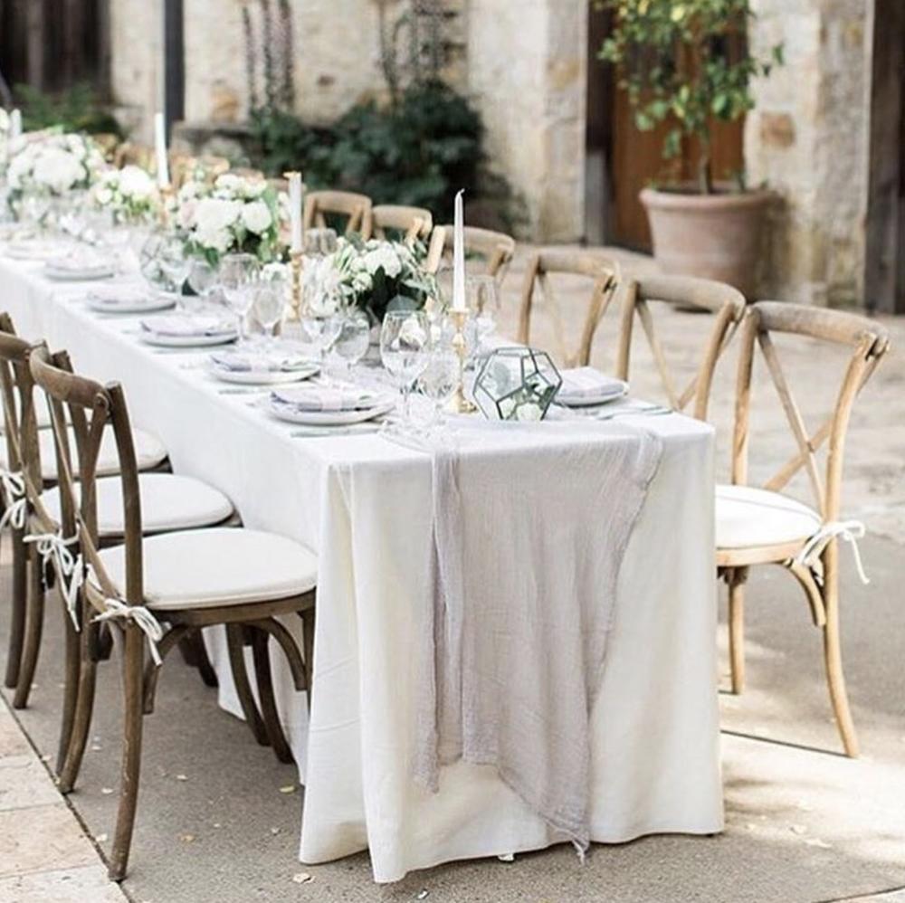 Vineyard Chairs with Cushions
