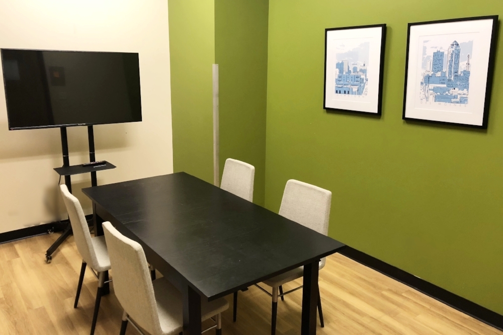Meeting Space - Starting at $20/hrAvailable to almost anyone—individuals, companies, user groups and more.