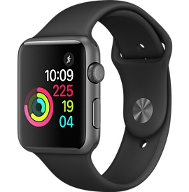 Apple Watch S1, Space Grey