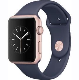 Apple Watch S1, Pink/Blue