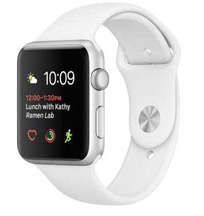 Apple Watch S2, Silver