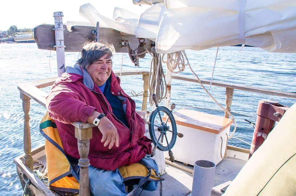 "Ed ""The Captain"" Boyton  Paraplegic, Amputee  -I was injured in 2007 and in 2010 I lost my leg.  -I own a schooner the I enjoy as often as possible and welcome anyone to come out for a sail."