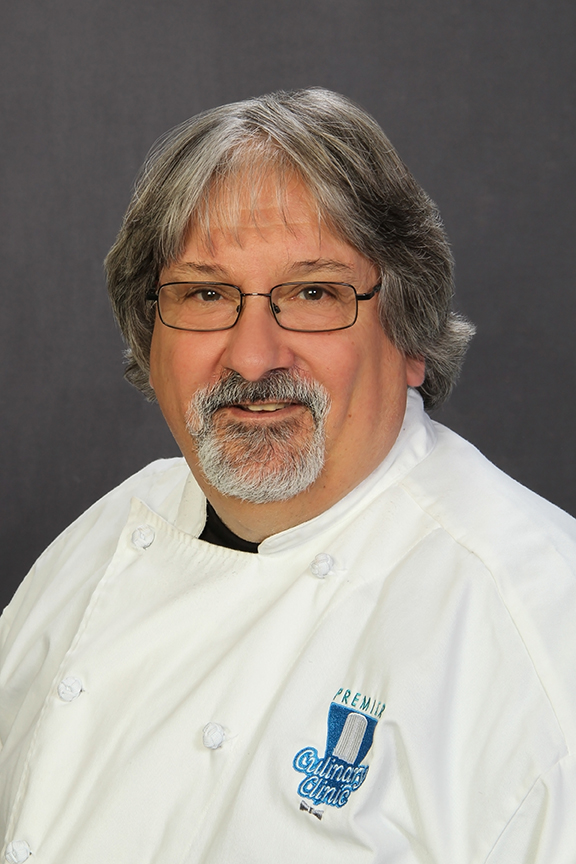 Mike Gauthier  Chef