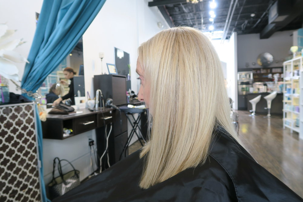 Hair Extensions Alanis Salon
