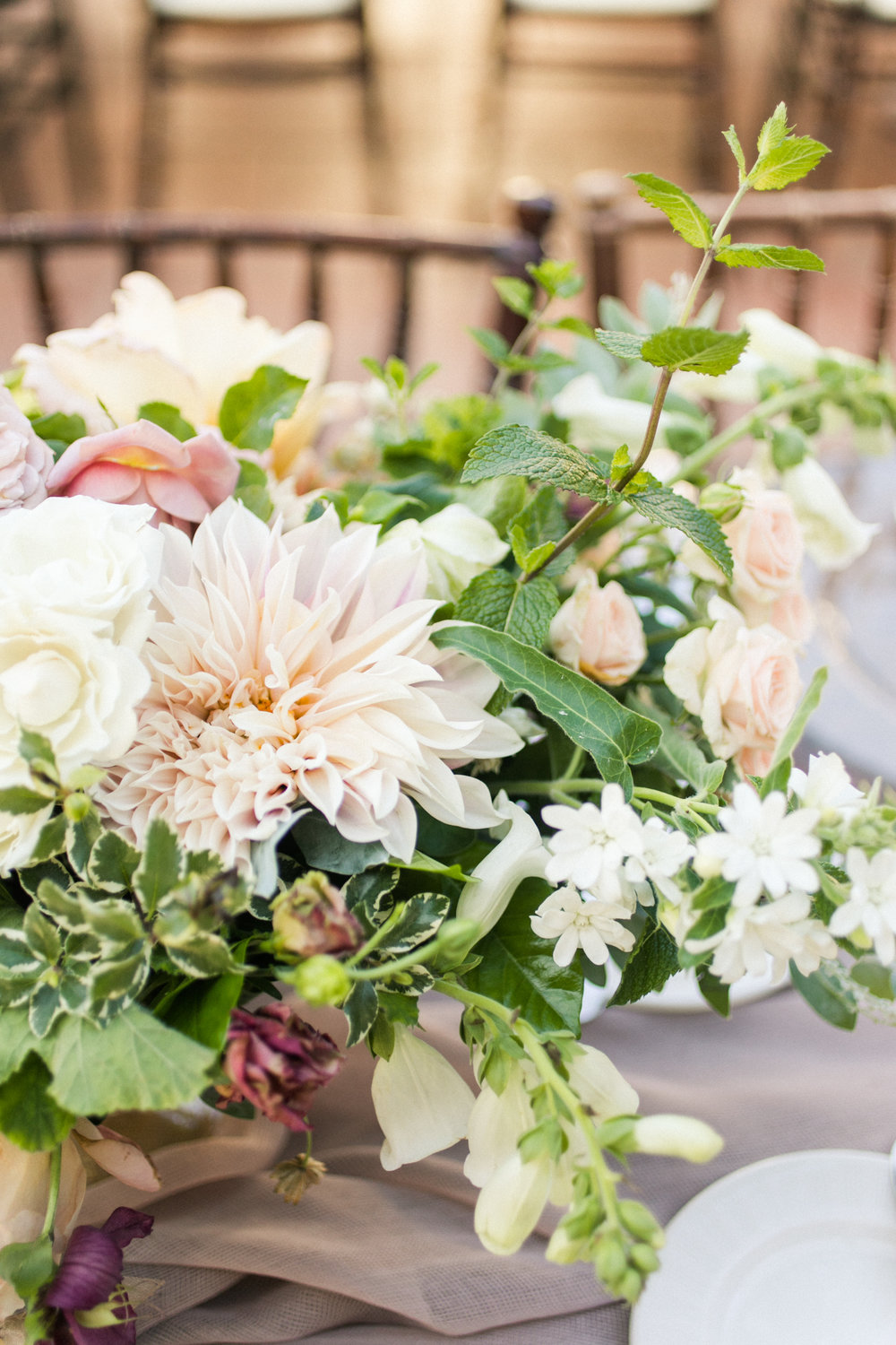 "Browse & Build to your Budget. - We have broken your wedding flowers down by category to make it easier to focus. At any time, you can click on your cart and see where you are at in terms of budget.The best part about this is that we are not restricting you to any style or color palette and this is where the trust in our skill comes in. You will be asked to describe your color palette with each item (where necessary) and explain your style. Every, single, wedding, and client is unique. We want you to tell us what YOU want!It's your day, you decide, we design!For example: When ordering your Bridal Bouquet, (EXPLAIN MORE)Our design product descriptions are meant to make you feel like you're having a conversation with us about flowers in the comfort of your own environment, at any time, anywhere. We explain what each design entails and but allow you to tell us your color palette and style.We also have ""Styling Suggestions"" for items that can serve multiple purposes. After hundreds of weddings we have seen it all and want you to get the most out of your flowers.Still Not sure? May we suggest looking at our portfolio from past clients to give you a feel for the magic we are creating through flowers. Trust us!It's effortless, elegant and simple, just like our flowers.*****Yeah, it's that easy. You can take as much time as you need to browse our store- book when you are ready and check out this awesome"