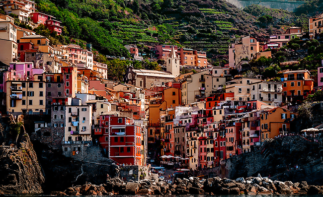 Cinque Terre, Italy - Collection of fine art photography....
