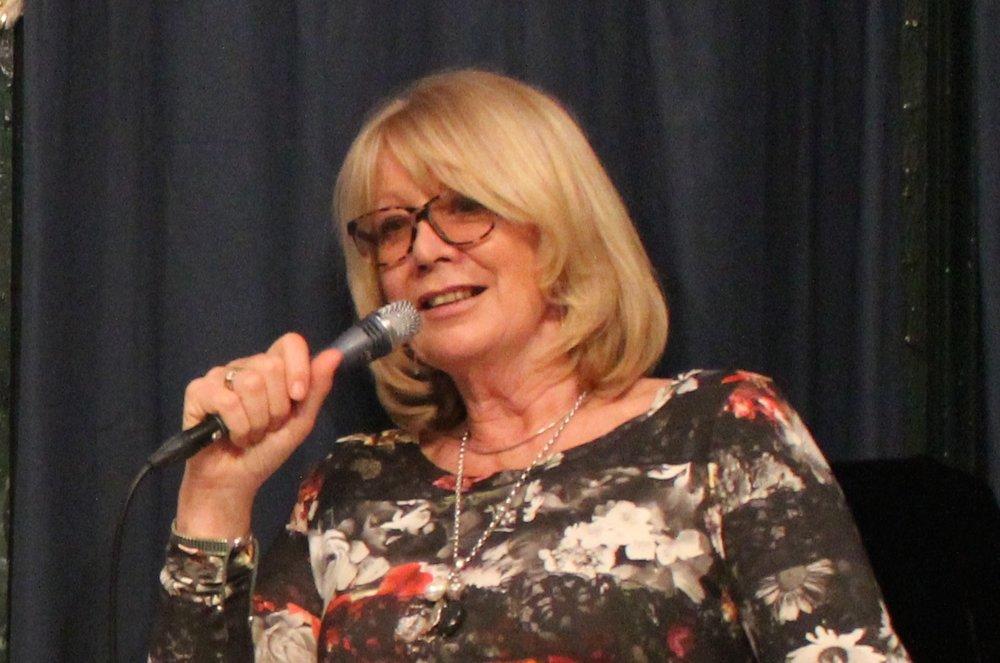 Suzanne Burdon