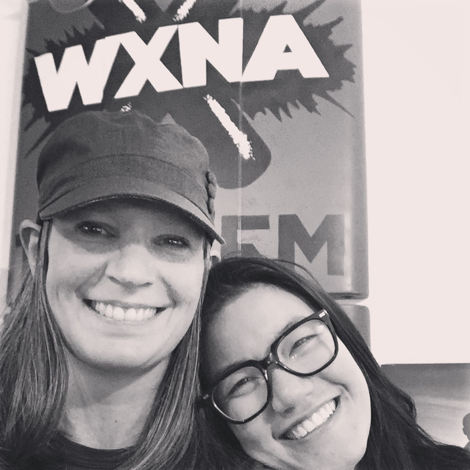 this past Monday I had a blast spilling my guts on the Ariel Bui's show 'MeSoScene' at WXNA 101.5 LP Nashville