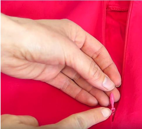 Zipper Genie Attaches to Invisible Zippers