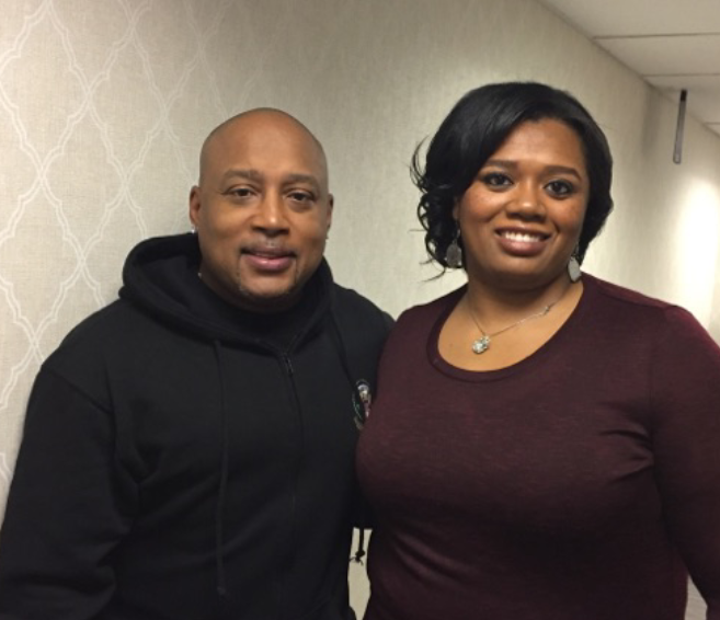 Daymond John Co-Star on The Harry Connick Jr Show