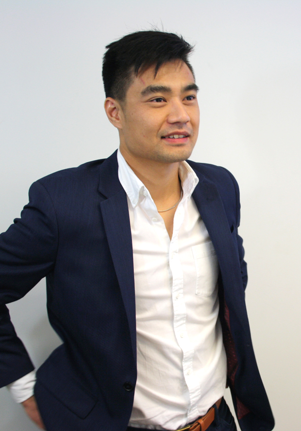 Christopher Tee - Architectural ServicesChris' enthusiasm and rigorous attention to detail ensure projects are routinely documented and delivered on time.