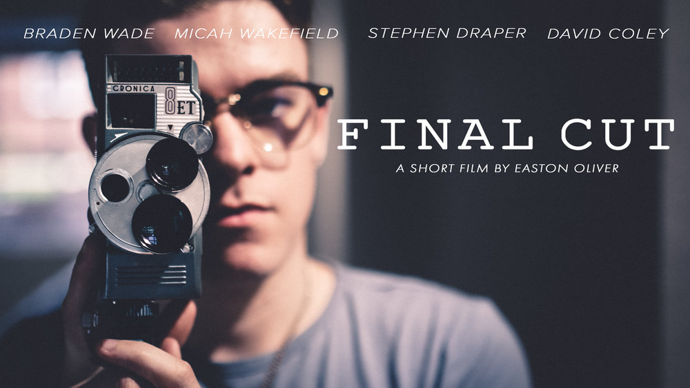Final Cut [Short Film]   A short film I wrote, directed, produced, and edited in the span of about two months.