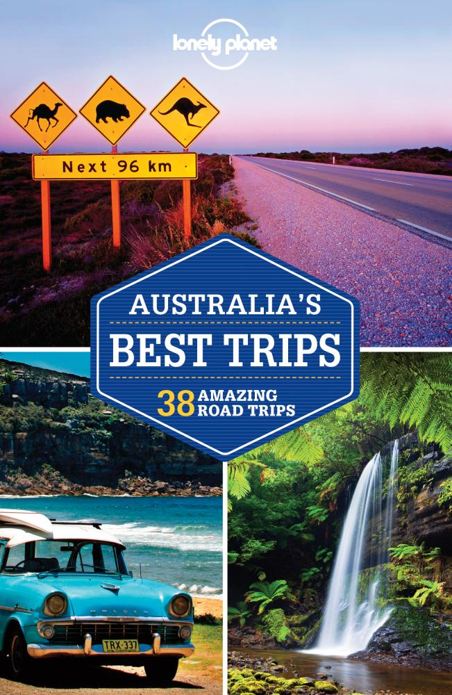 australias best road trips lp