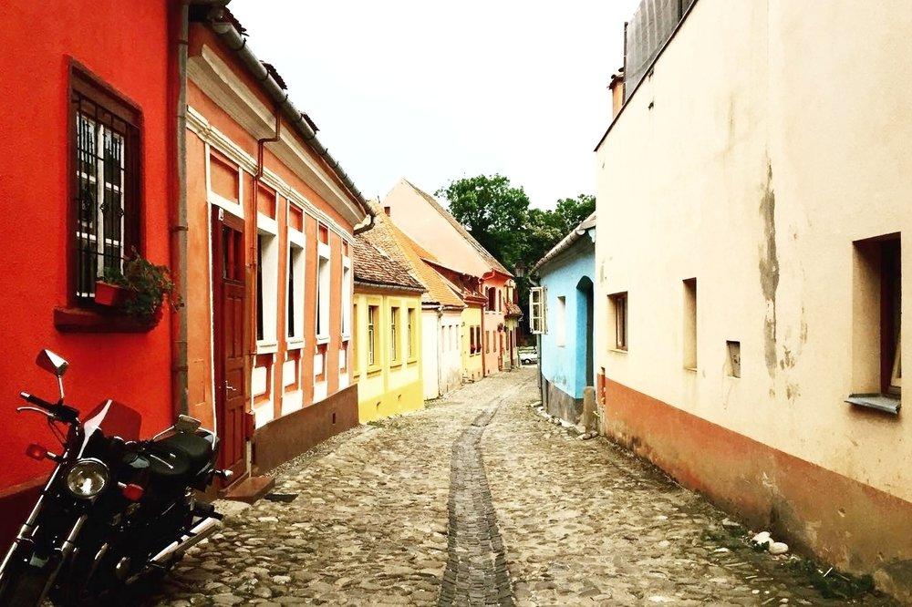 Romania - Castles