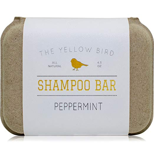 The Yellow Bird: Peppermint