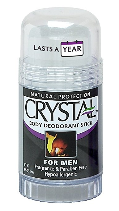 Crystal Deodorant Stick (for men)