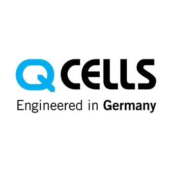 Q Cells Logo