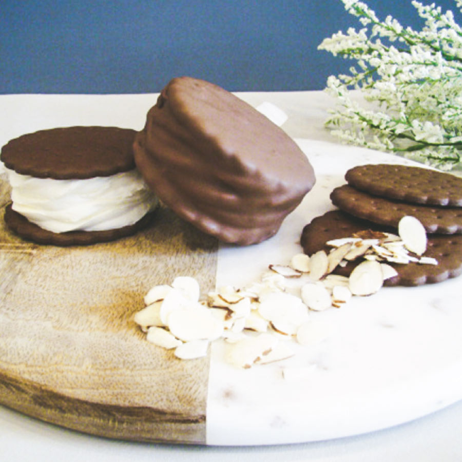 ICE CREAM SANDWICHES -