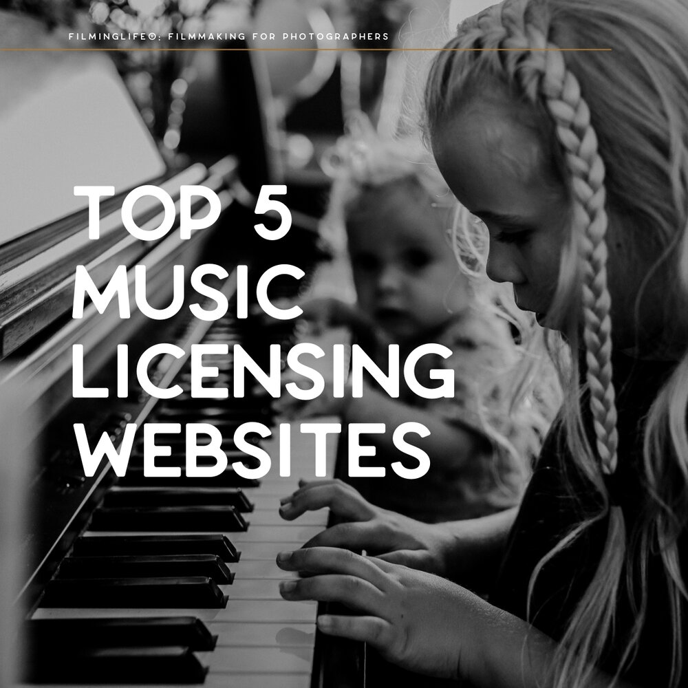 5 of our Favourite Royalty-Free Music Websites — FilmingLife