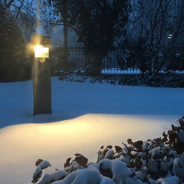 LB18 SNOW @ Frankfurt Light+Build !!!! #lighting #lightingdesign #frankfurtlighting