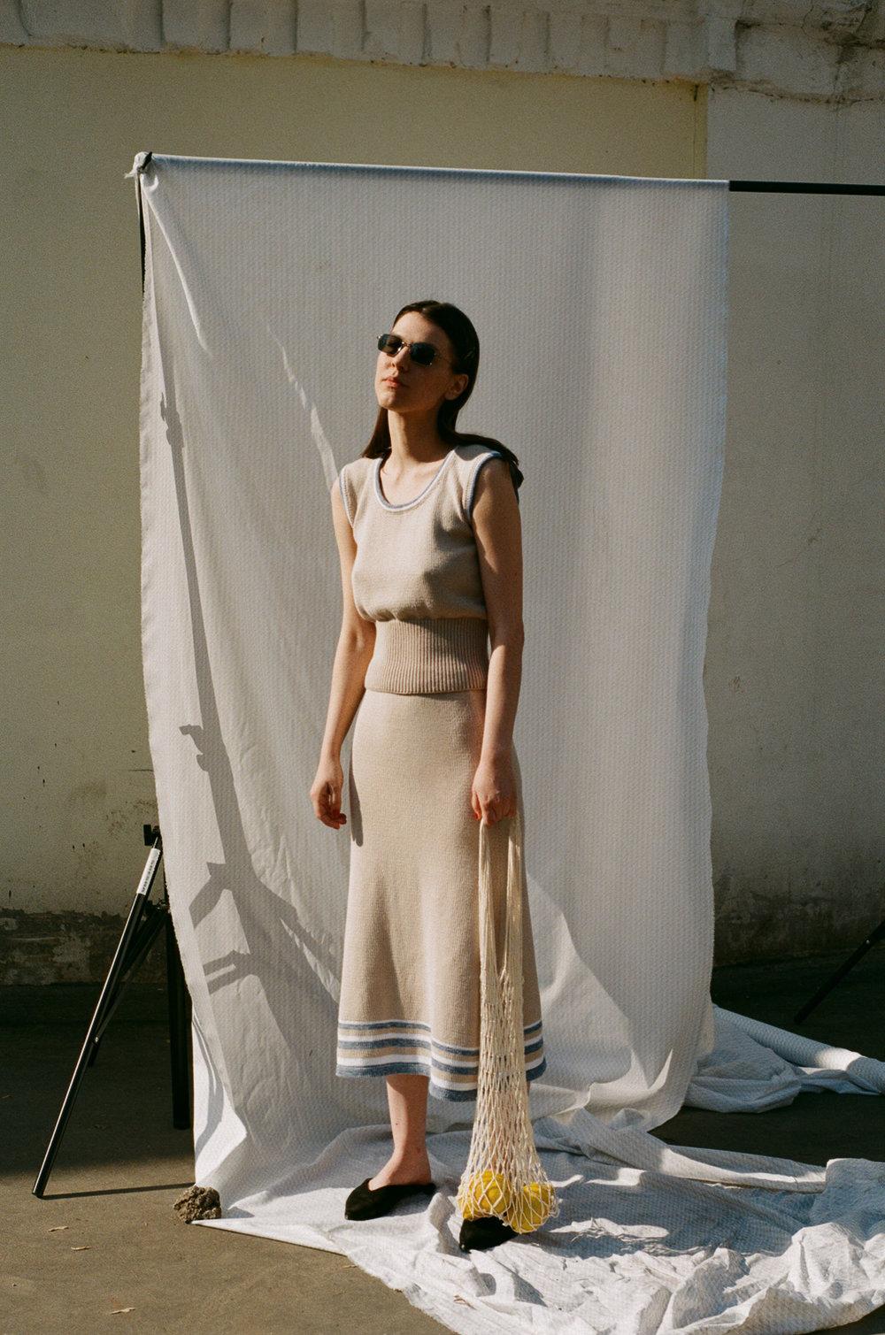 Daria Sahatskaya by Wül magazine