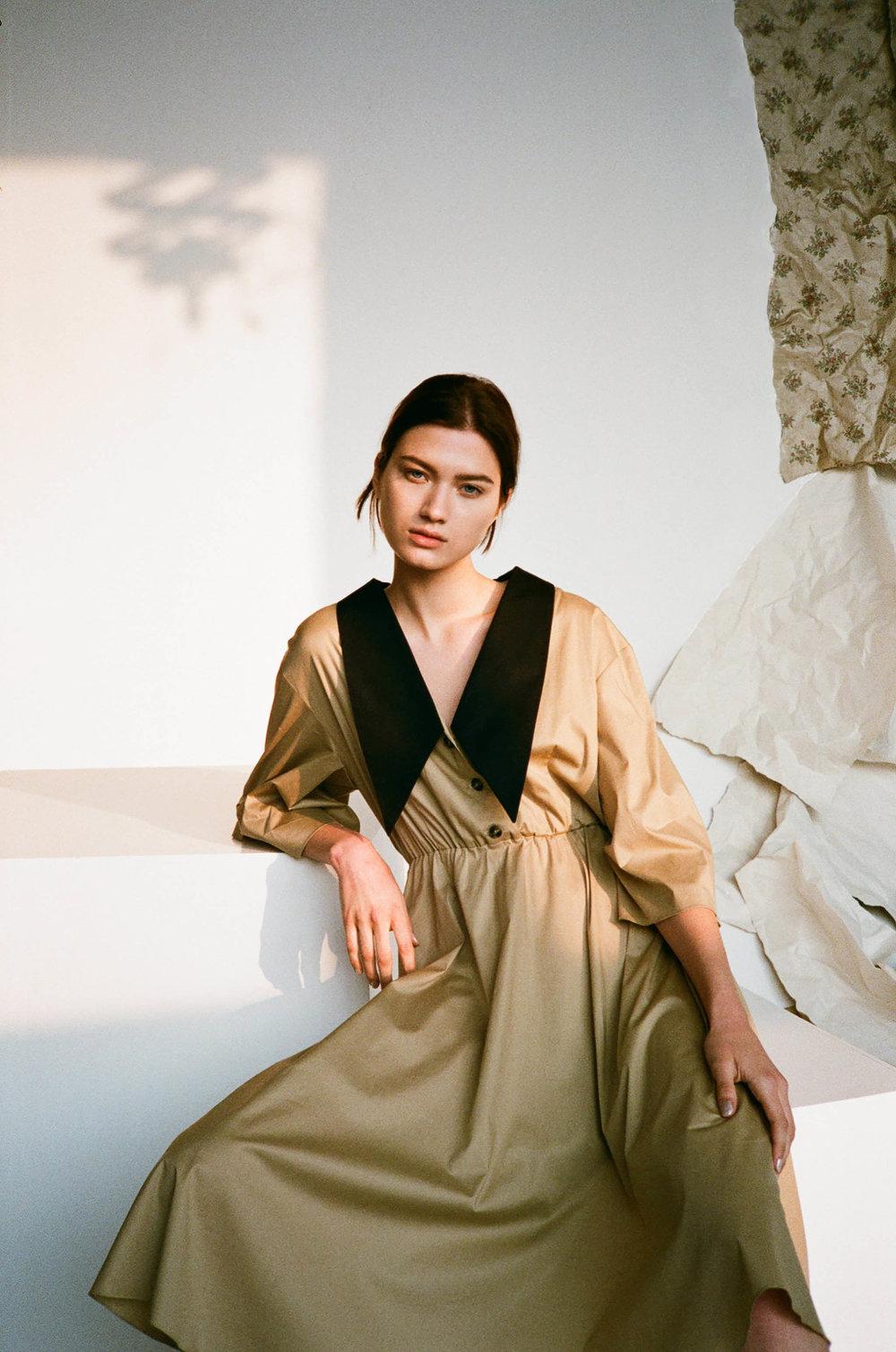 Daria Sahatskaya by WUL Magazine