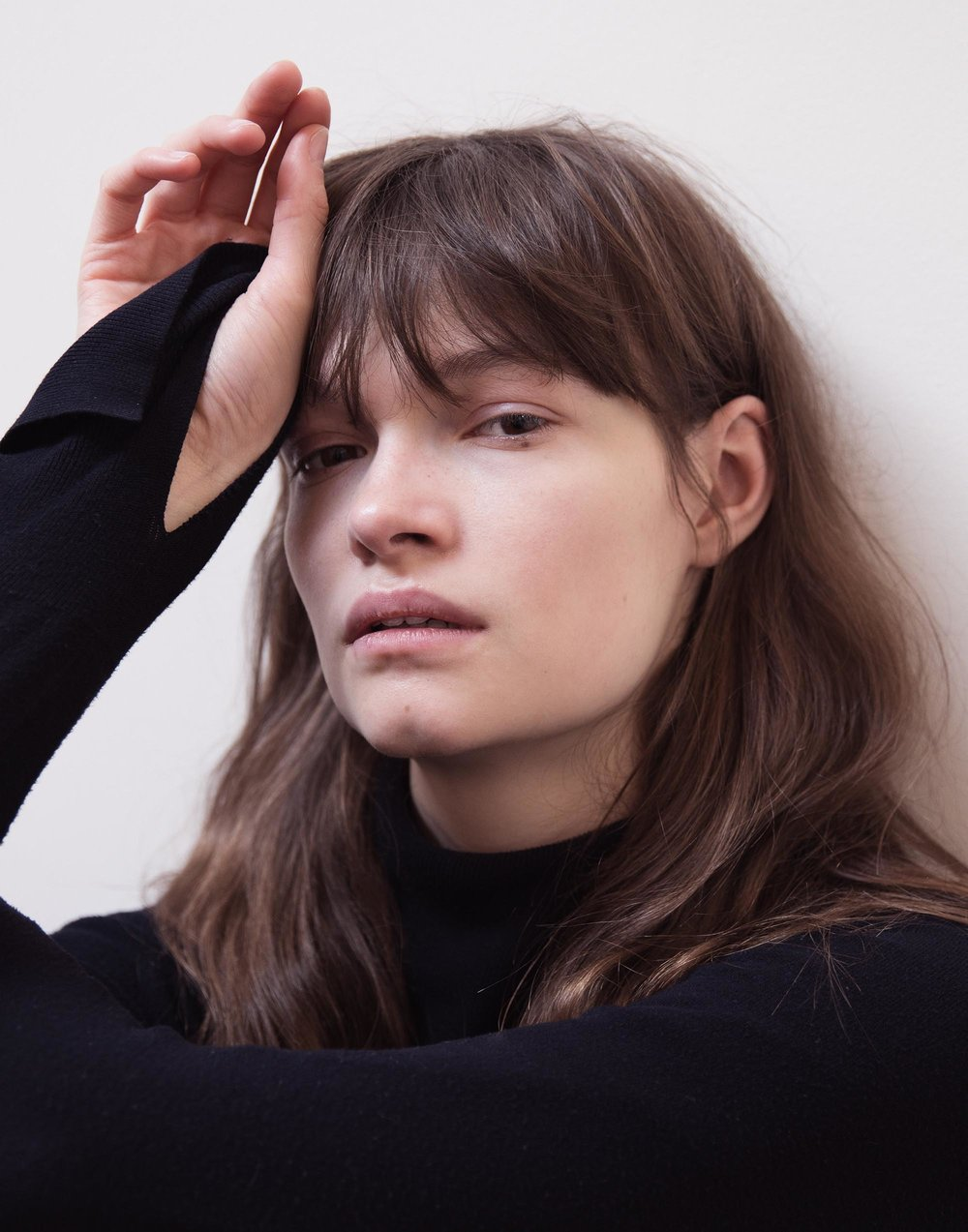 Photography  Gaia Bonanomi  Styling  Giorgia Toscani  Model  Noortje Van Hoek  Clothes  Davide Grillo