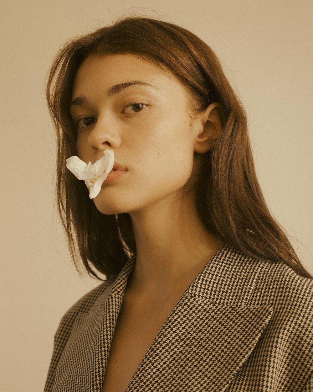 Eva Sanchez Inche by WUL Magazine