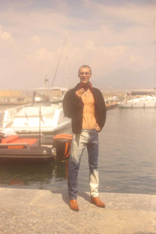 Carmine Roman by WUL Magazine