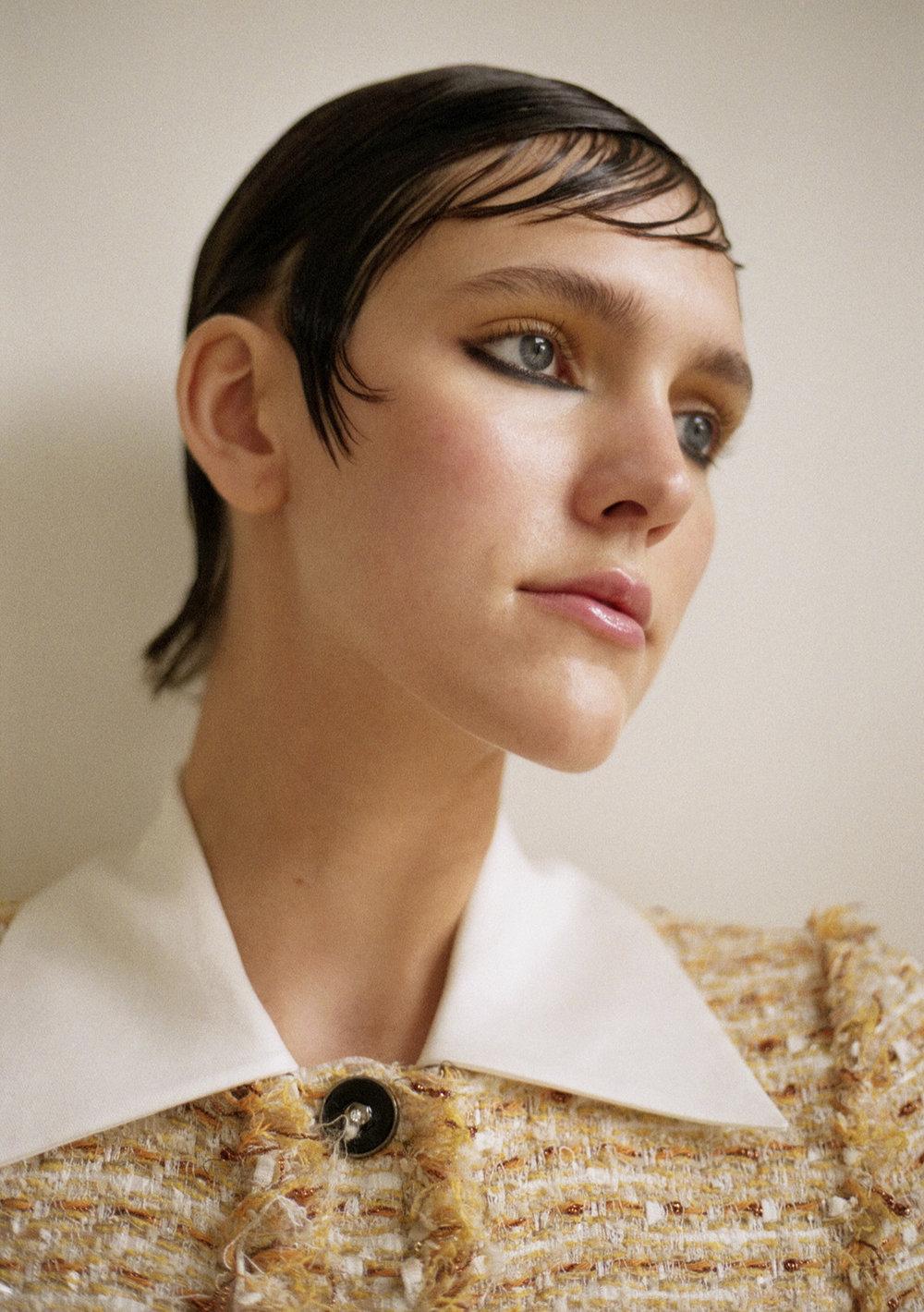 Charlotte O'Shea by WUL Magazine
